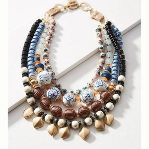 NWT Anthropologie Macerata Necklace